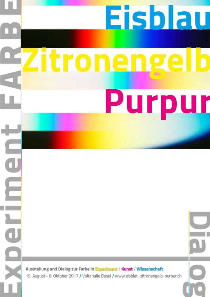 Flyer zur Ausstellung