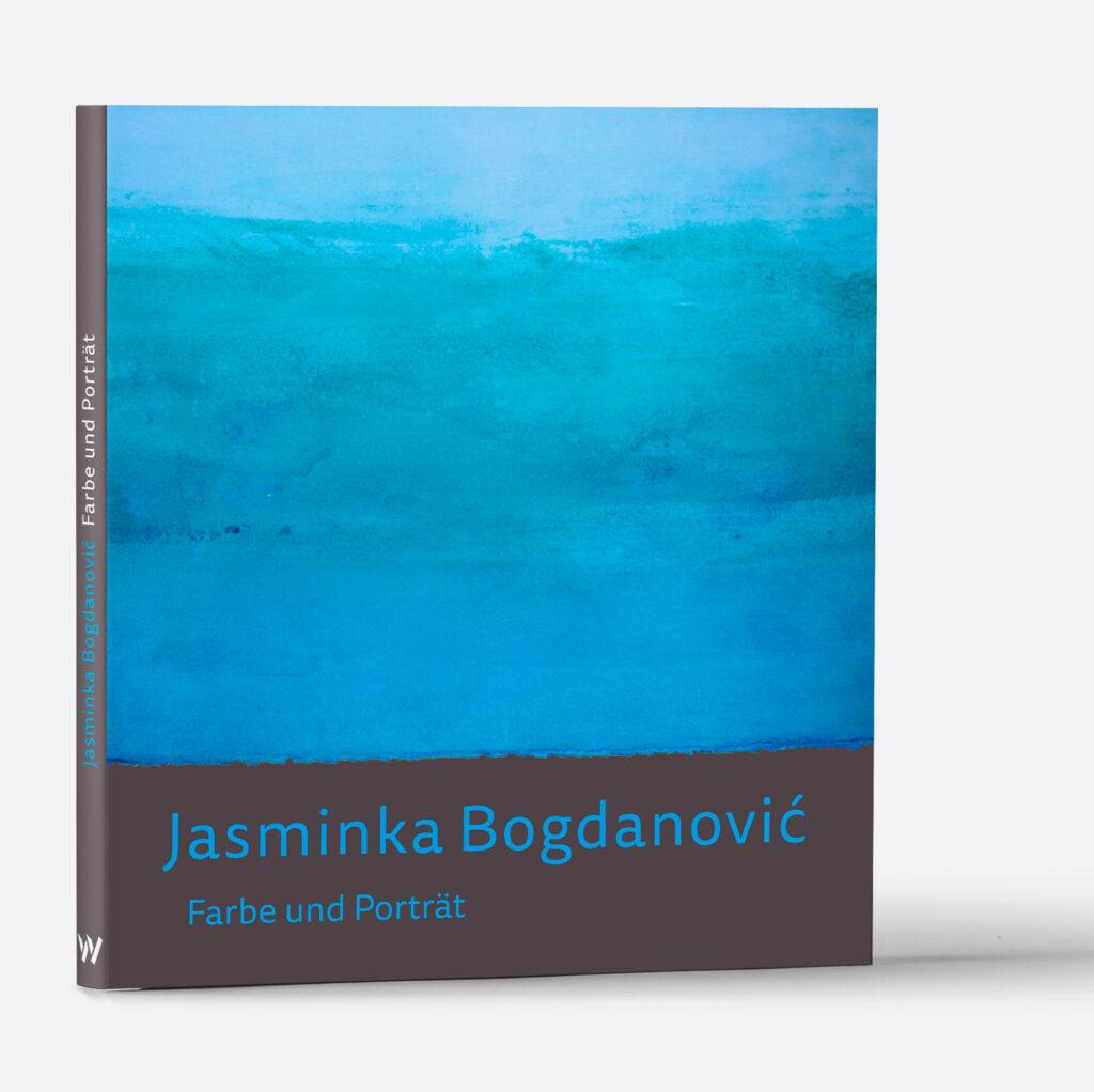 Buch-Layout und Satz: Jasminka Bogdanovic - Farbe und Porträt
