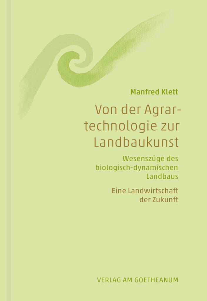 Buchcover Manfred Klett